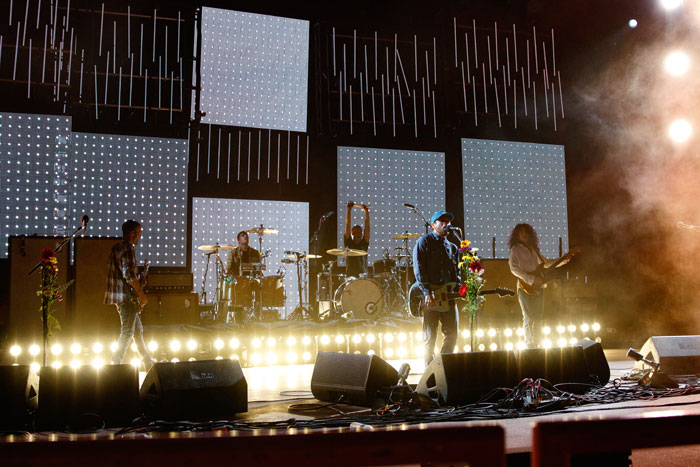 Concert Photos: Brand New at Red Rocks in Colorado 2016