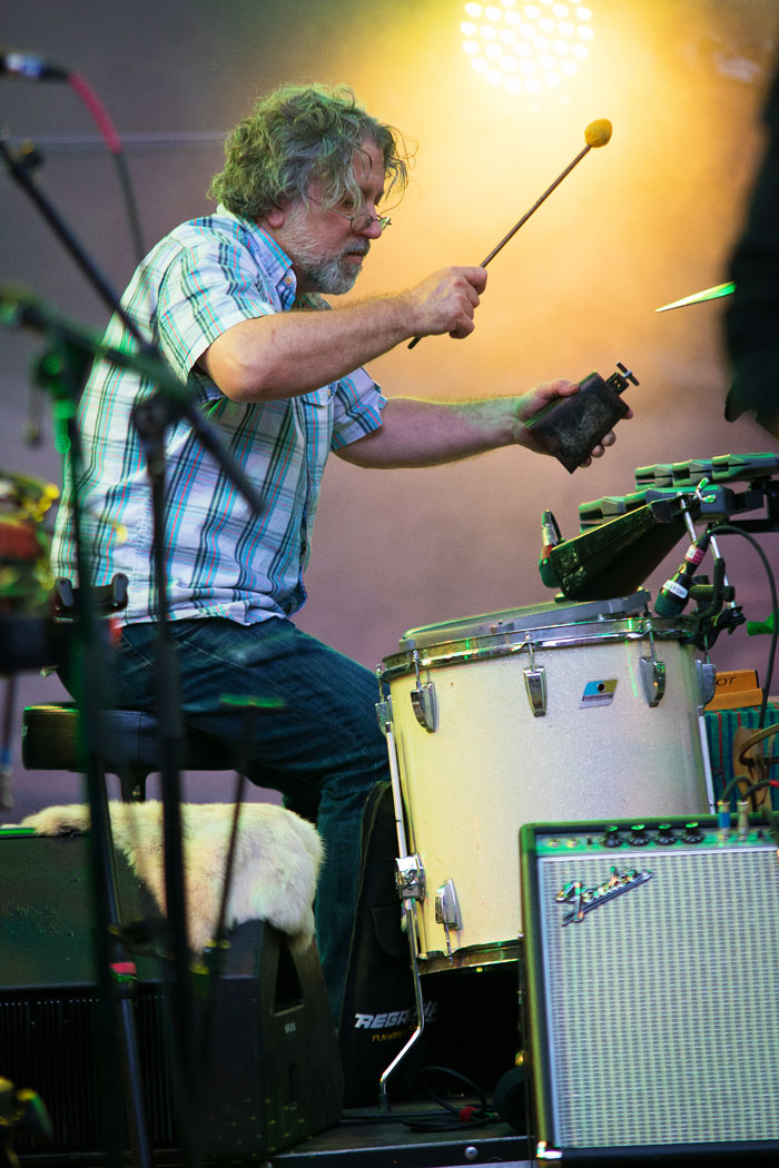 Concert Photos: Modest Mouse at Red Rocks in Colorado 2016