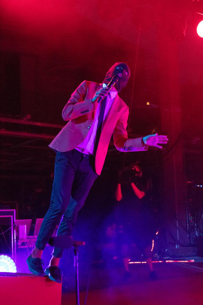 Twenty One Pilots concert photos from Red Rocks, Colorado