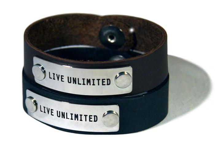 Endorphin Warrior Live Unlimited bracelets for the MDA