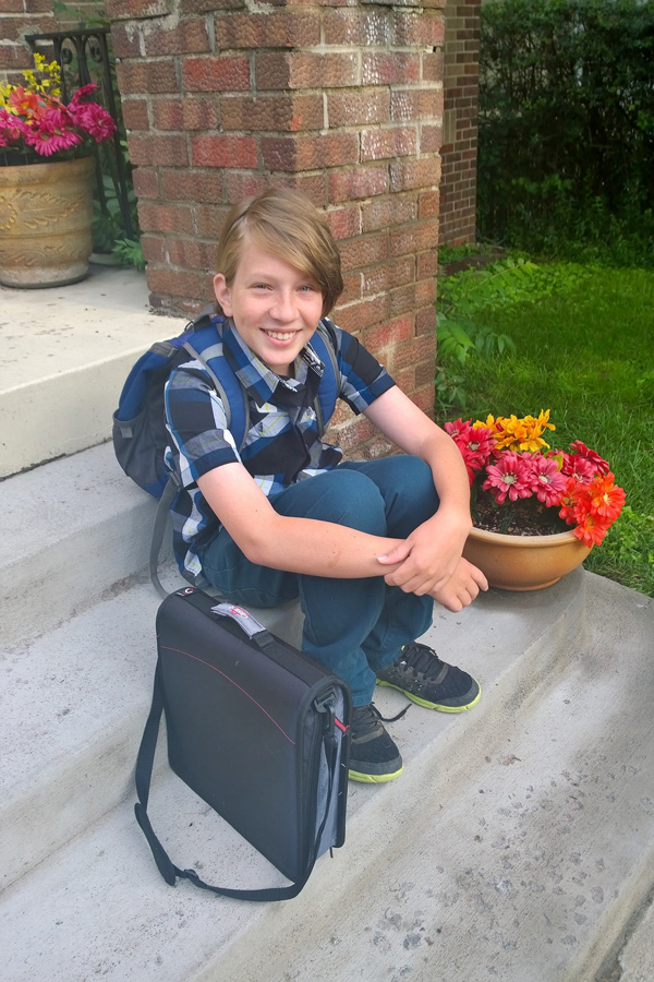 Back to School - 7th Grade