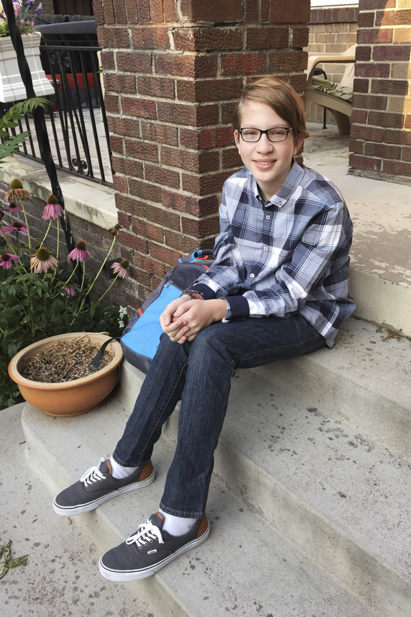 Back to School - 8th Grade