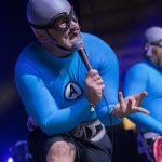 The Aquabats at Riot Fest Denver 2016