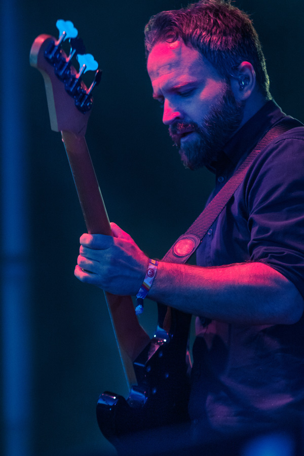 Death Cab For Cutie at Riot Fest Denver 2016
