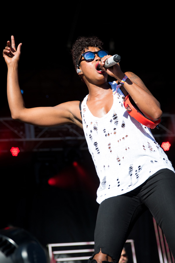 Fitz & The Tantrums perform at Riot Fest Denver 2016