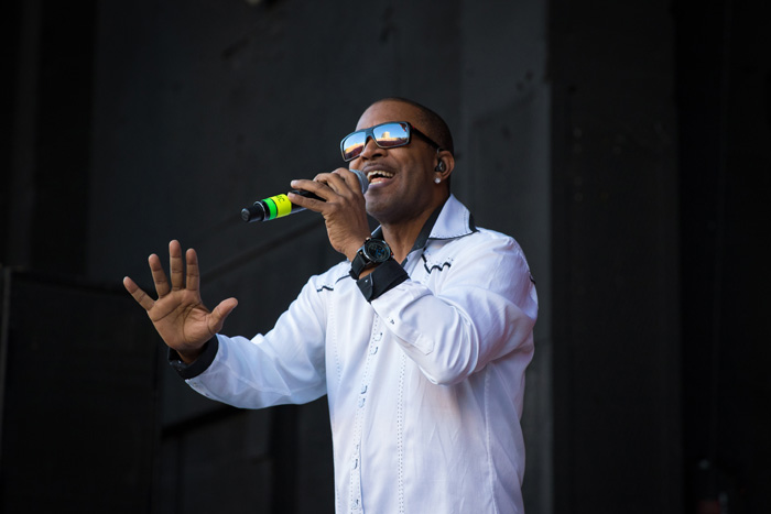 Kool & The Gang 2016 - Denver Kool Koncert