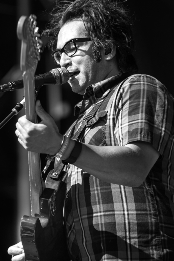 Motion City Soundtrack at Riot Fest Denver 2016