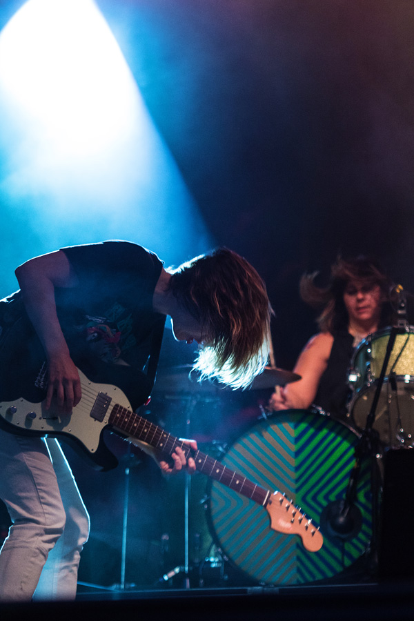 Sleater Kinney at Riot Fest Denver 2016