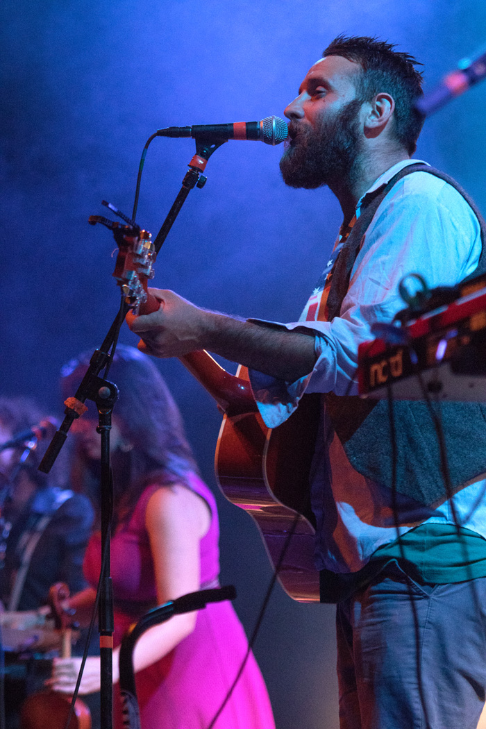 The Strumbellas perform at Denver's Bud Light Party 2016