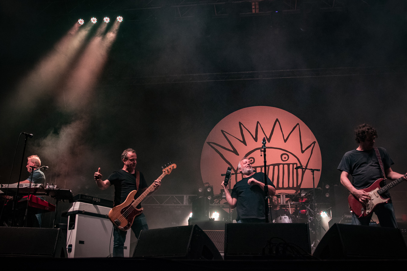 Ween headlines Day 2 of Riot Fest Denver 2016