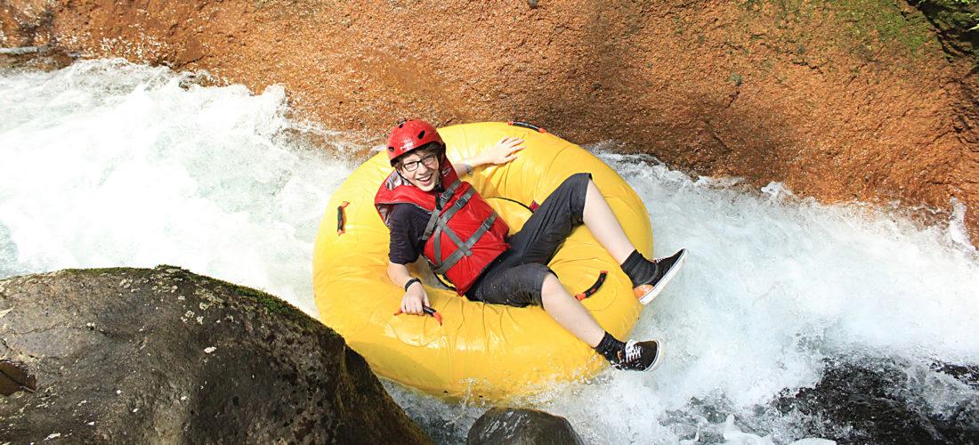 Family Adventure: River Drift in Costa Rica