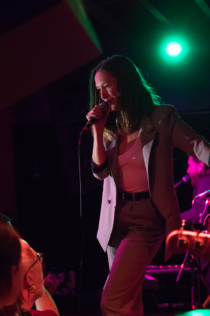 July Talk opens for Nothing But Thieves at Denver's Marquis Theater
