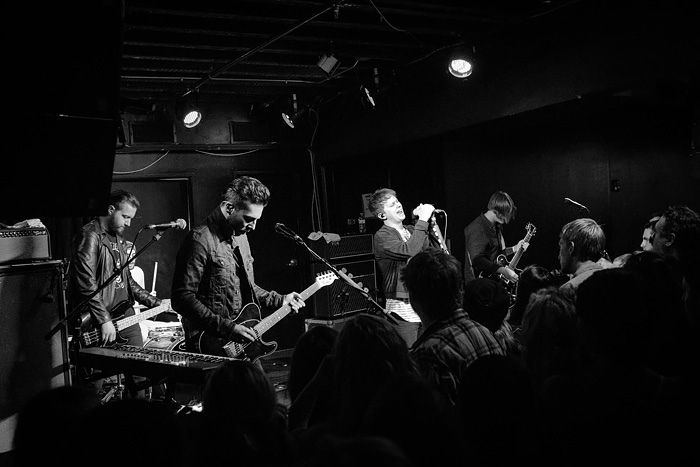 Nothing But Thieves at Denver's Marquis Theater
