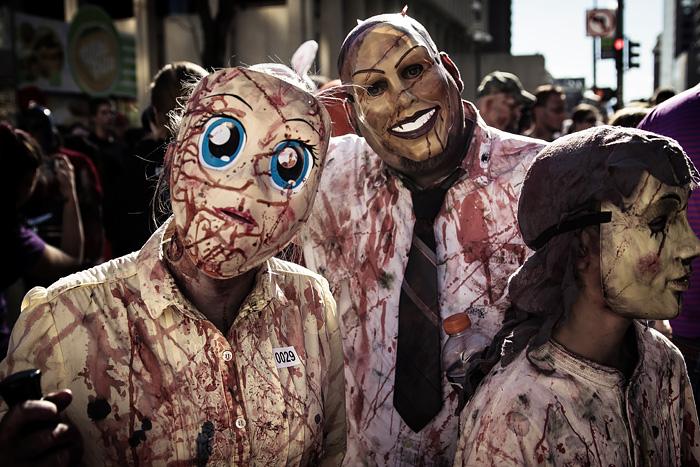 Halloween Downtown Denver