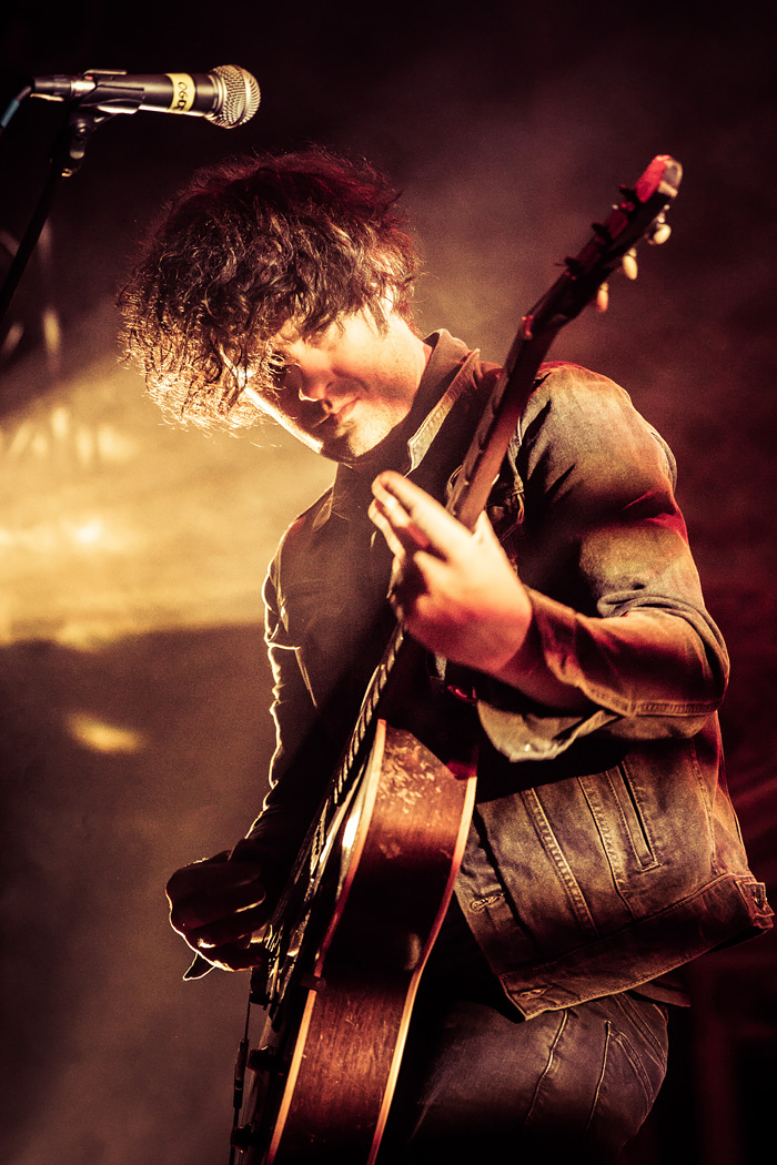 Black Rebel Motorcycle Club at Denver's Ogden Theater, 2016