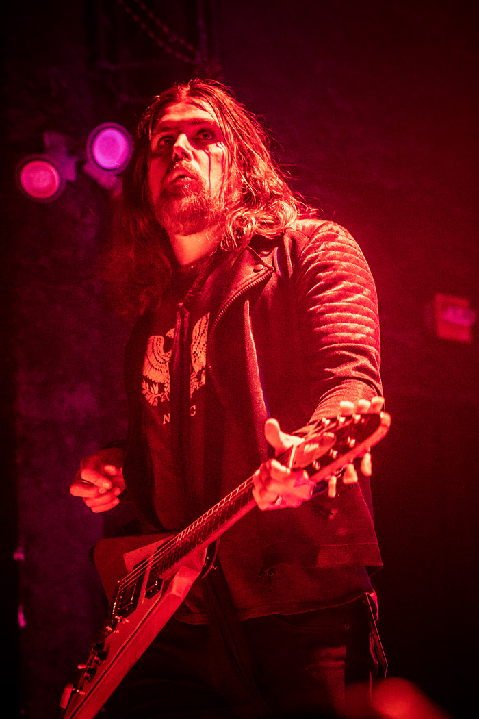 The Cult in Denver at Ogden Theatre 2016