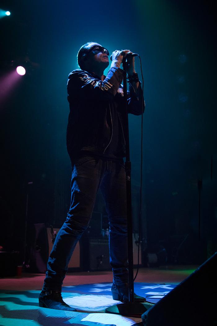 The Cult in Denver at Ogden Theatre 2016