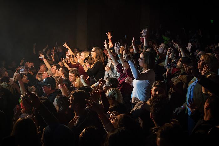 AMZY headlines Denver's Bluebird Theater in 2016