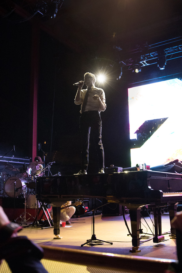Best Denver Concert Photos 2016 - Andrew McMahon