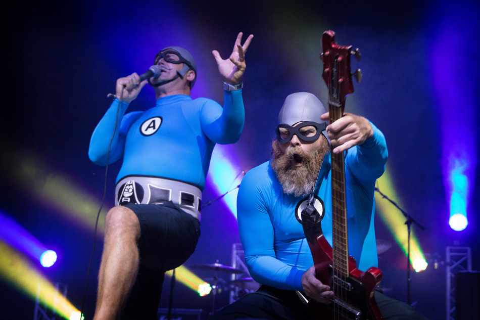 Best Denver Concert Photos 2016 - Aquabats