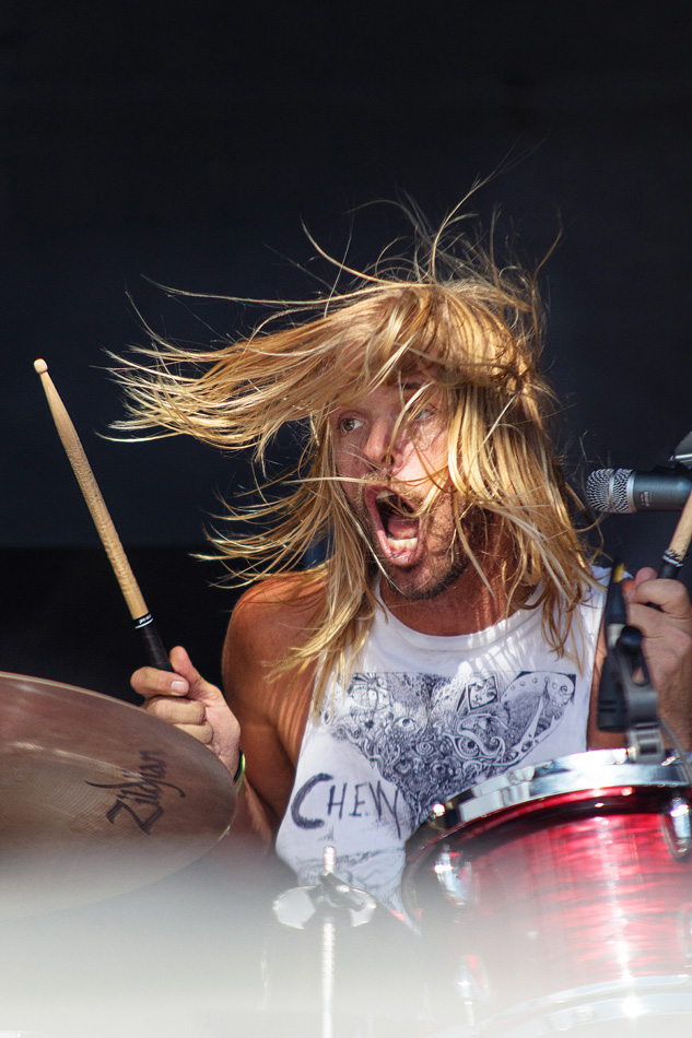 Best Denver Concert Photos 2016 - Chevy Metal (Taylor Hawkins)