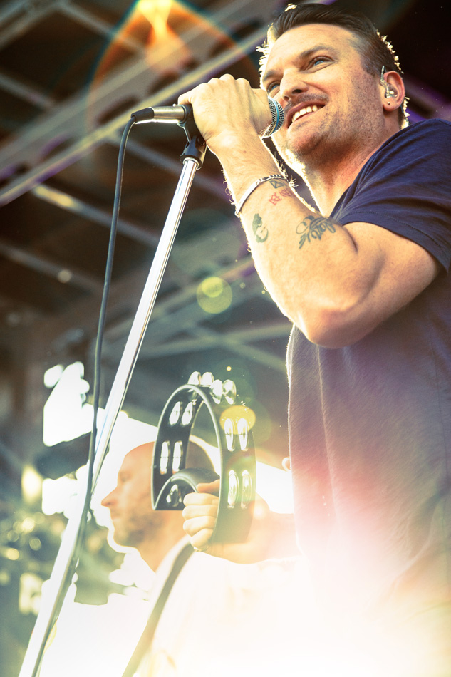 Best Denver Concert Photos 2016 - Cold War Kids