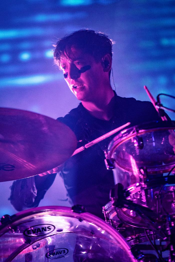 Not So Silent Night Denver 2016 Concert Photos: Empire of The Sun, Kaleo, The Strumbellas, Jr Jr and 888