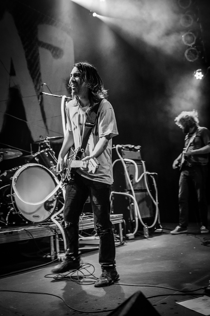 FIDLAR and SWMRS concert photos from Gothic Theatre in Denver, Colorado