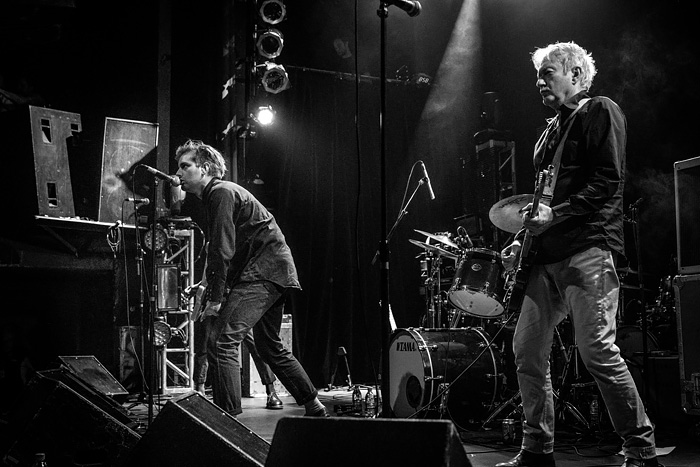 Gang of Four at Denver's Gothic Theatre in 2016