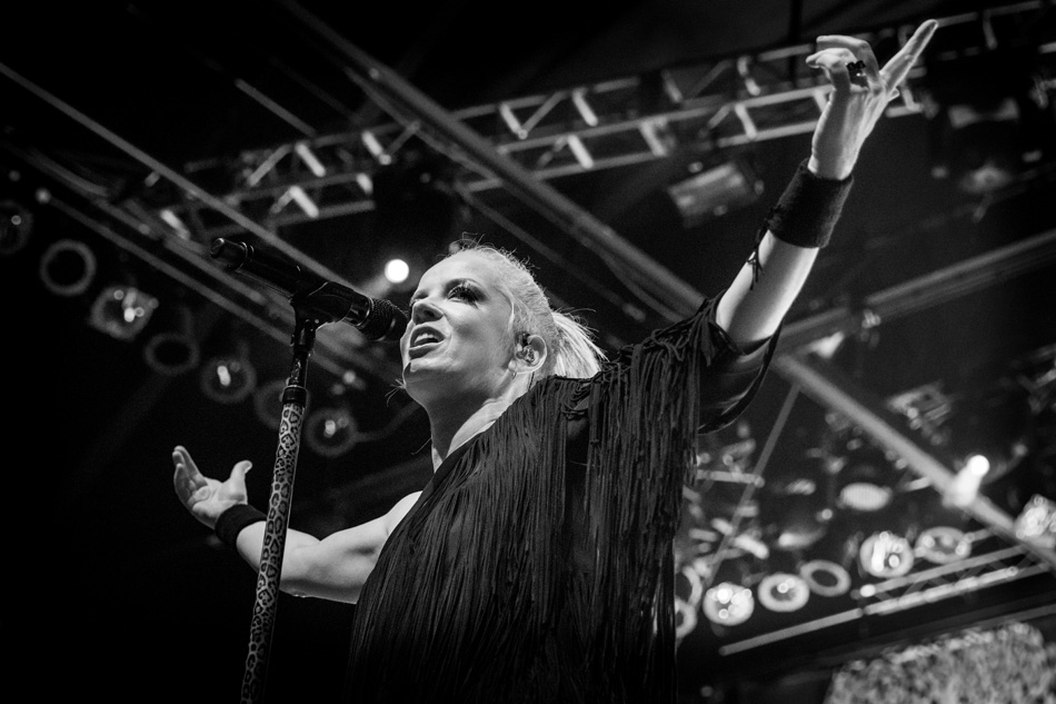 Best Denver Concert Photos 2016 - Garbage