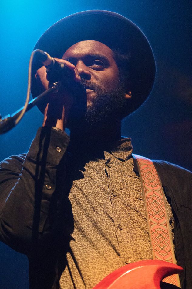 Best Denver Concert Photos 2016 - Gary Clark Jr.