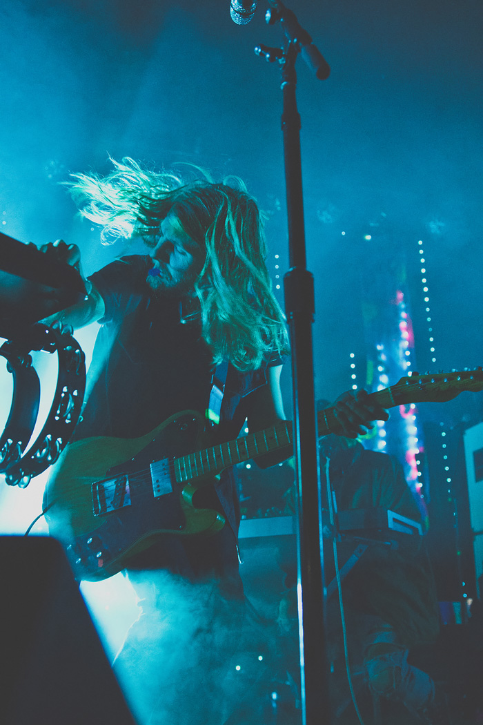 Grouplove concert photos from Denver's Ogden Theatre 2016