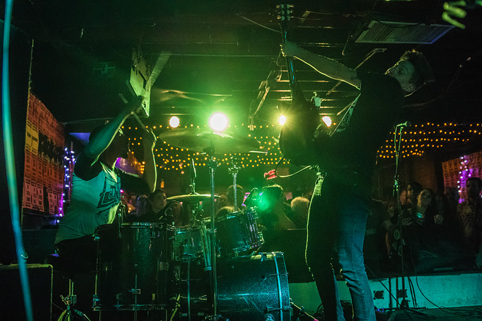 Denver band In The Whale headlines Larimer Lounge with One Flew West and CITRA in late 2016
