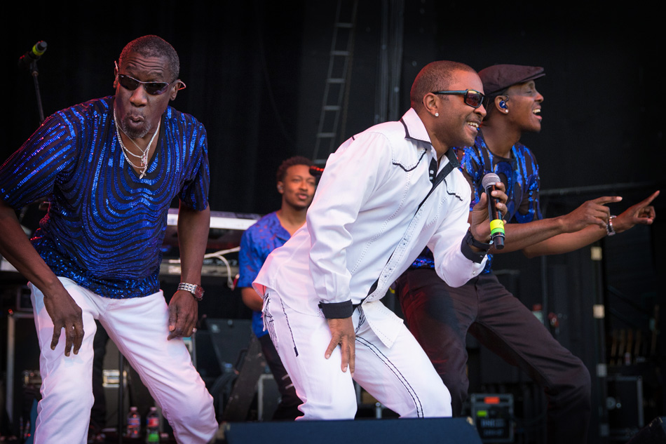 Best Denver Concert Photos 2016 - Kool and The Gang