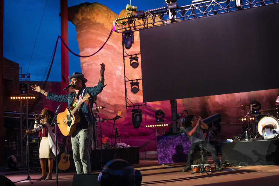 Best Denver Concert Photos 2016 - Michael Franti and Spearhead