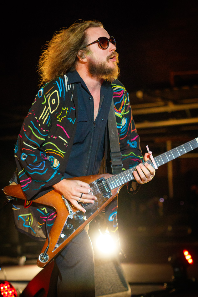 Best Denver Concert Photos 2016 - My Morning Jacket