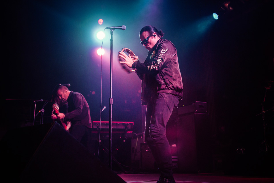 Best Denver Concert Photos 2016 - The Cult