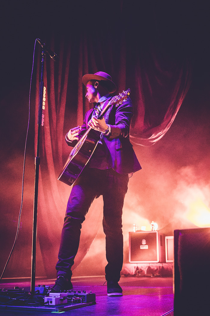 Photos from The Fray concert with American Authors at 1stBank Center Denver in late 2016