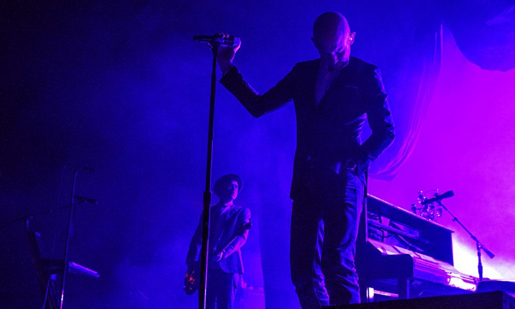 The Fray Concert Photos from 1stBank Center Denver in 2016