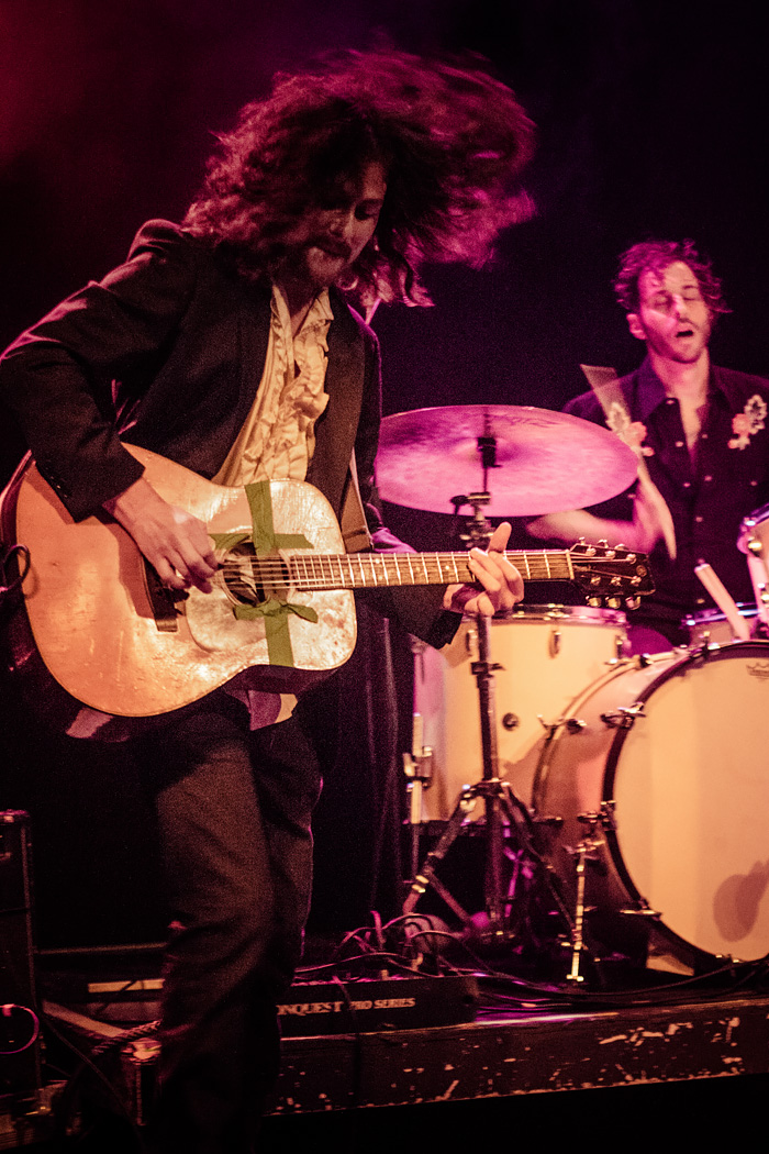 Denver band The Yawpers headline The Bluebird Theater in late 2016