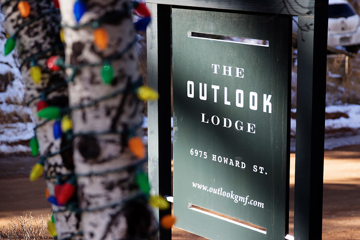 Outlook Lodge: Mountain Resort Near Colorado Springs