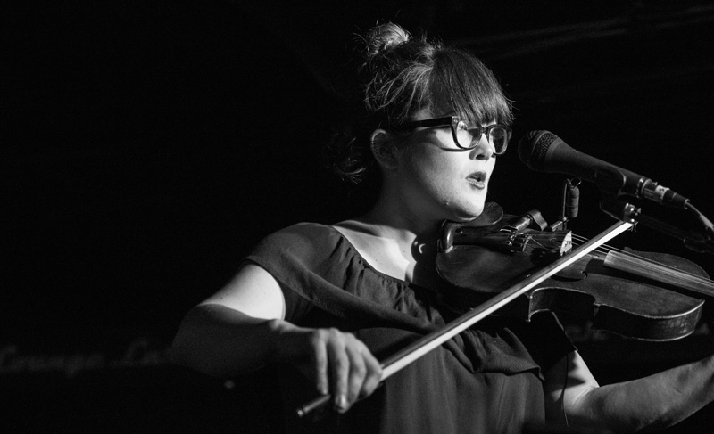Sara Watkins and River Whyless concert photos from Larimer Lounge in Denver, Colorado