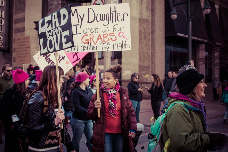 Photos And Signs From Womens March Denver  Greeblehaus-1921