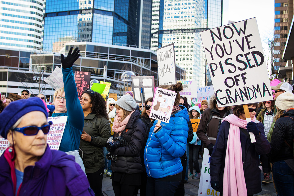 Photos And Signs From Womens March Denver  Greeblehaus-8528