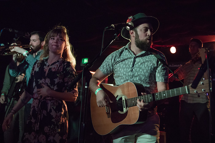 Dustbowl Revival and Treehouse Sanctum - Concert Photos