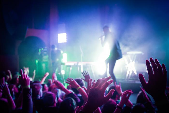 Colorado band Modern Suspects - Concert Photos