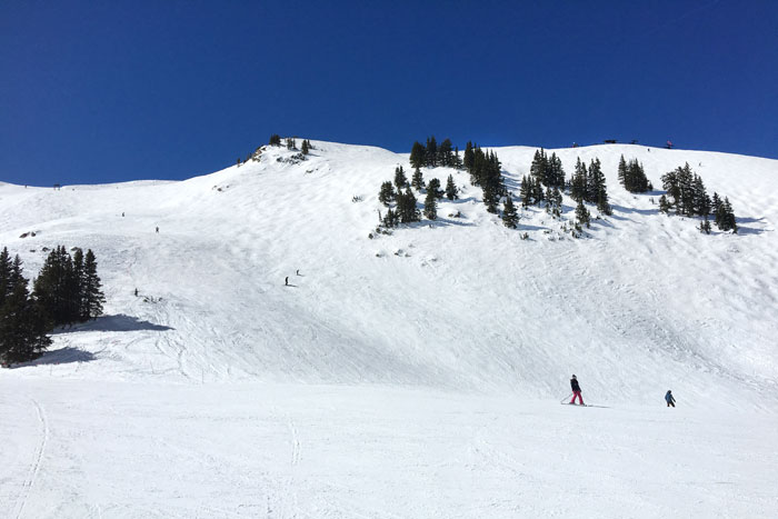 AT&T Coverage at Arapahoe Basin Ski Resort in Colorado