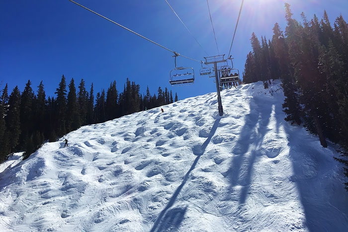 AT&T Coverage at Arapahoe Basin Ski Resort in Colorado