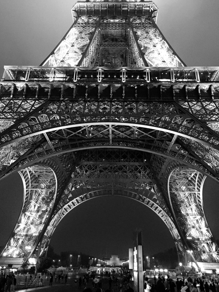 24 Hours in Paris: Eiffel Tower