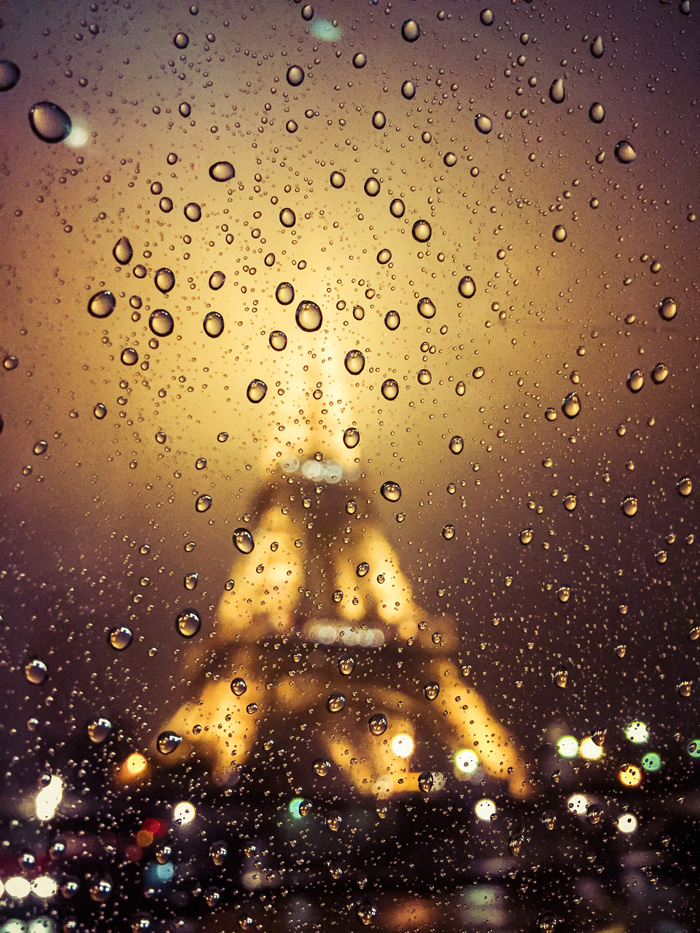 24 Hours in Paris: Eiffel Tower during river dinner cruise